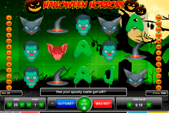 halloween horrors gaming spielautomaten