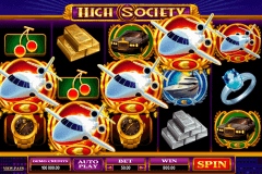 high society microgaming spielautomaten