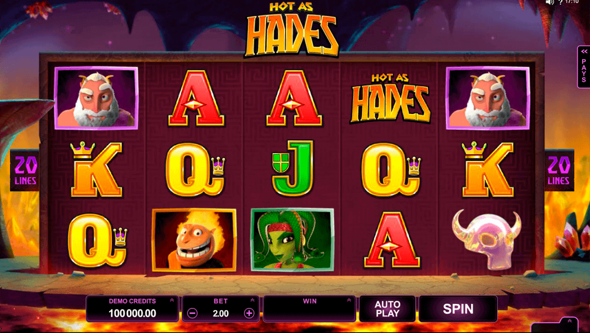 hot as hades microgaming spielautomaten