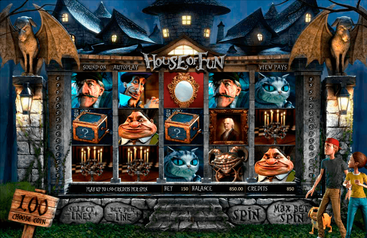 house of fun betsoft spielautomaten