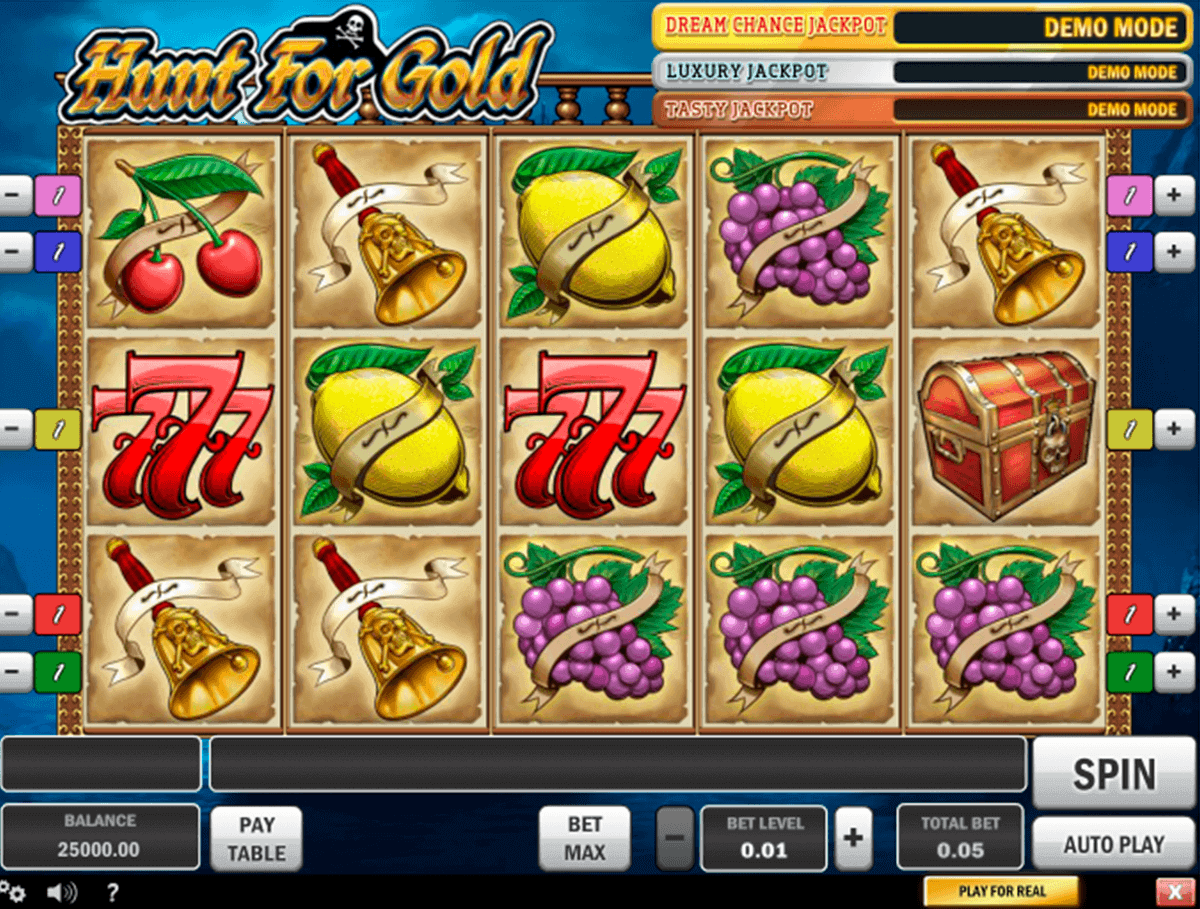 hunt for gold playn go spielautomaten
