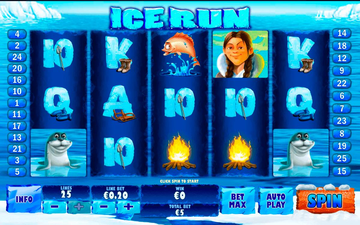ice run playtech spielautomaten