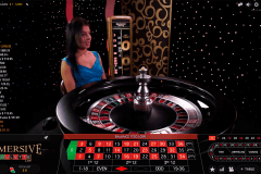 immersive lite evolution gaming roulette