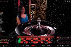 immersive lite evolution gaming roulette