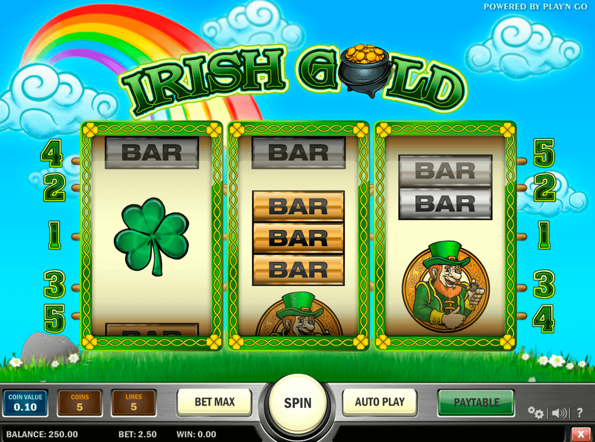 irish gold playn go spielautomaten