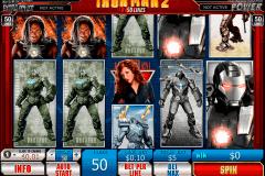 iron man   lines playtech spielautomaten