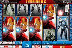iron man  playtech spielautomaten