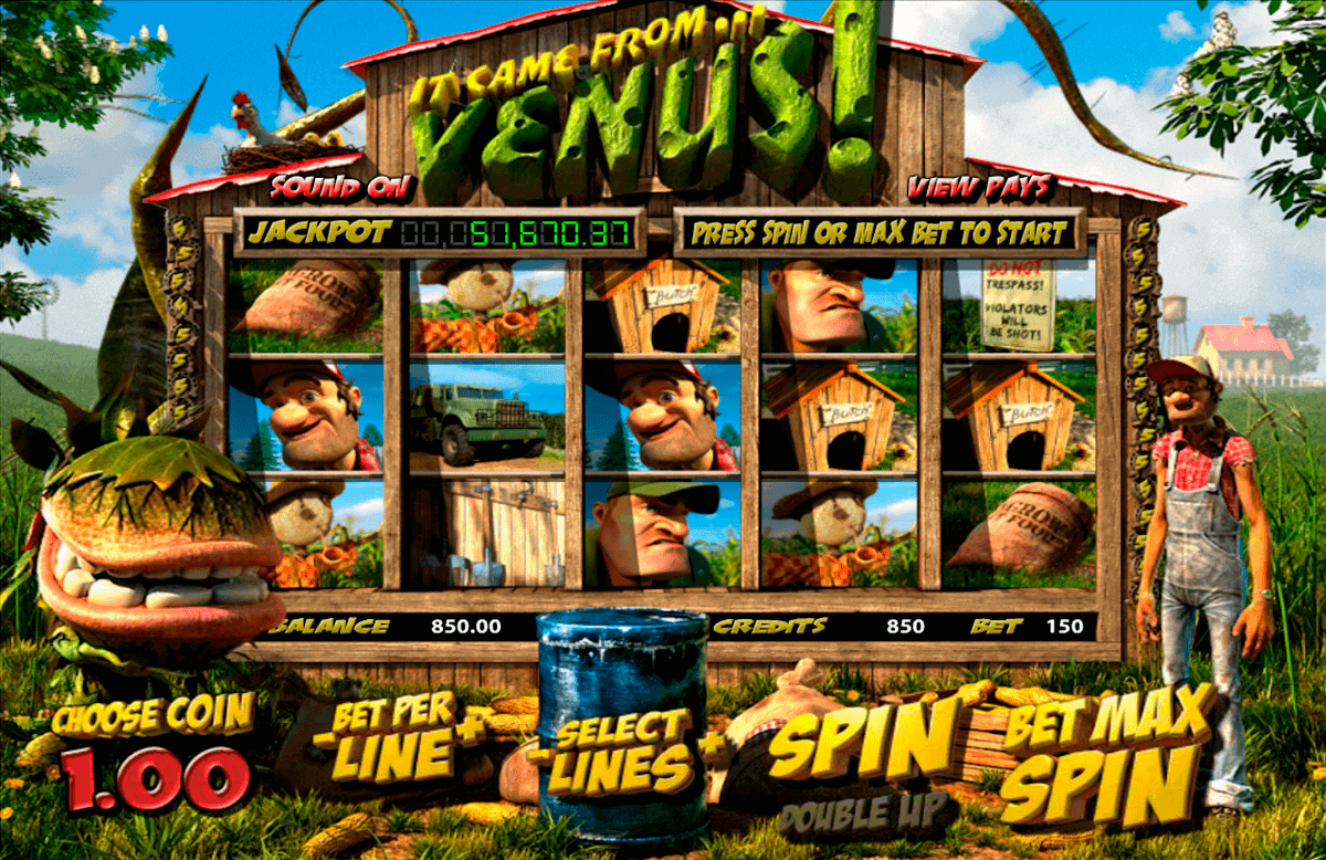 it came from venus betsoft spielautomaten