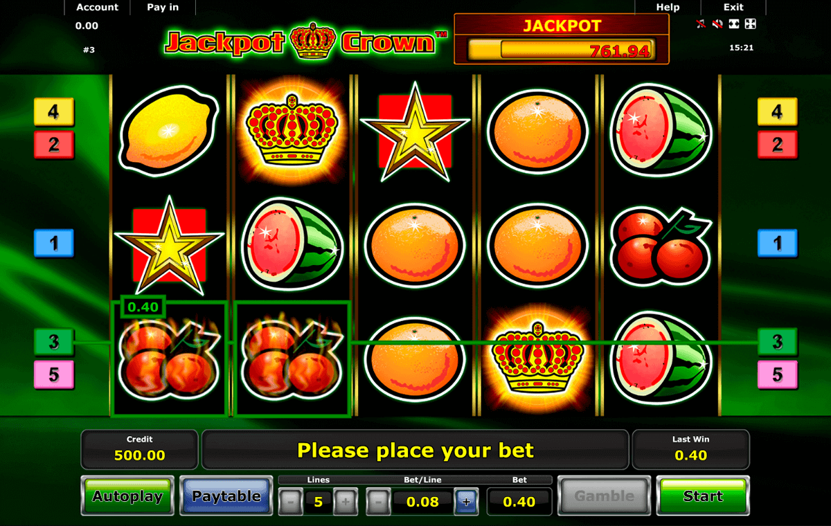 casino online crown spielautomat