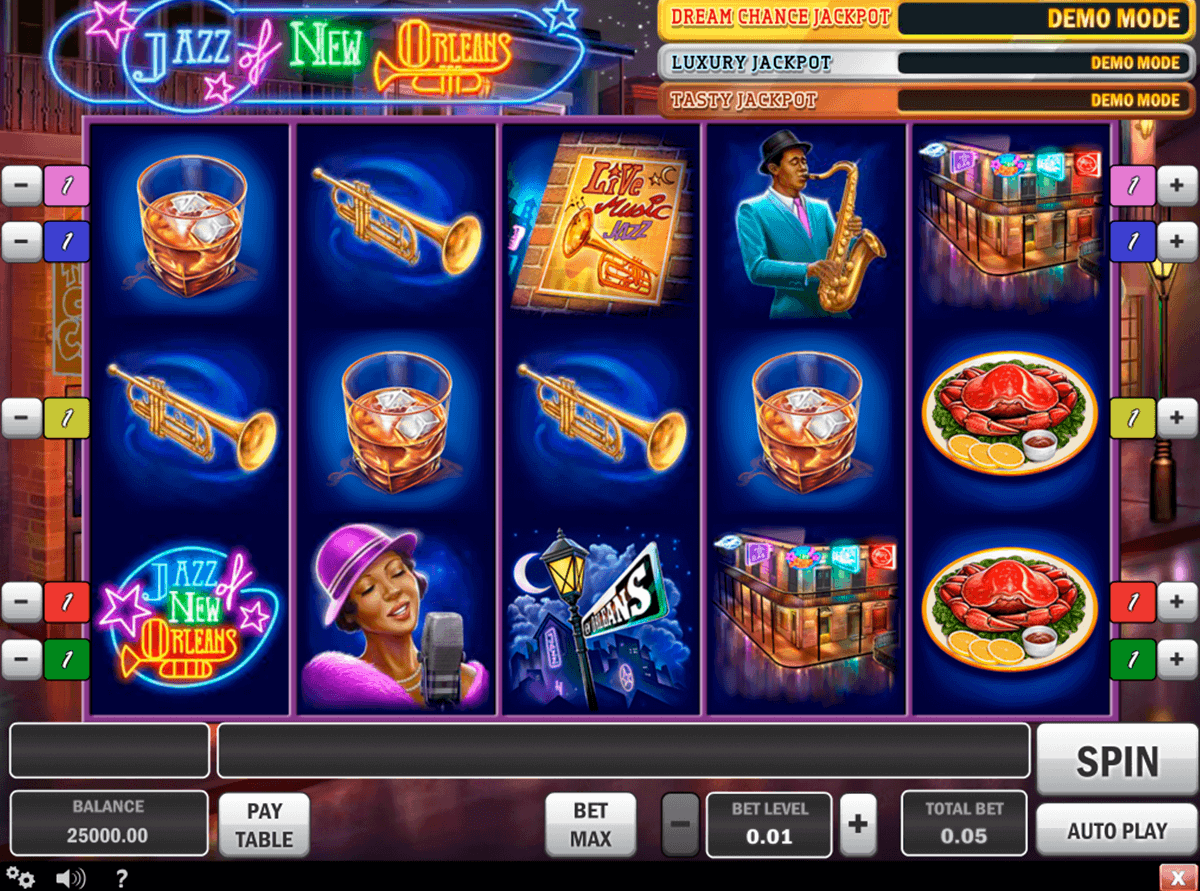 jazz of new orleans playn go spielautomaten