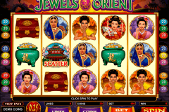 jewels of the orient microgaming spielautomaten