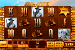 john wayne playtech spielautomaten