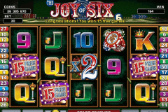 joy of si microgaming spielautomaten