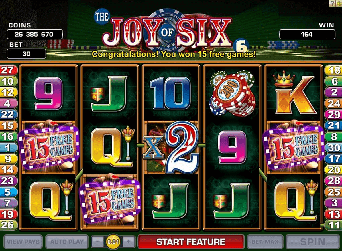 Spiele Six And More - Video Slots Online