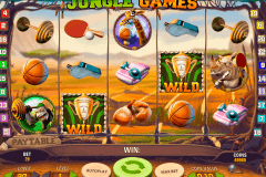 jungle games netent spielautomaten