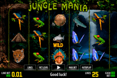 jungle mania hd world match spielautomaten