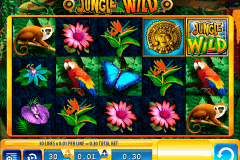 jungle wild wms spielautomaten