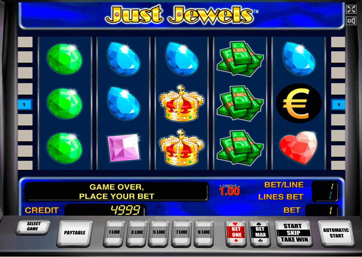 just jewels novomatic spielautomaten