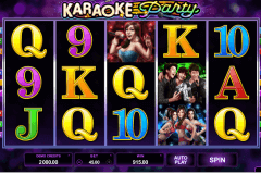 karaoke party microgaming spielautomaten