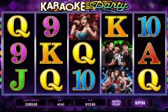 karaoke party microgaming spielautomaten