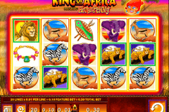 king of africa wms spielautomaten