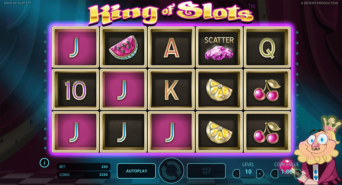 Spiele King Of Kings - Video Slots Online