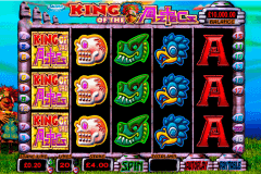 king of the aztecs barcrest spielautomaten
