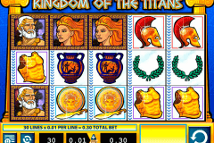 kingdom of the titans wms spielautomaten