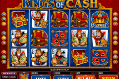 kings of cash microgaming spielautomaten