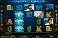 leagues of fortune microgaming spielautomaten