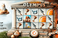 legend of olympus rabcat spielautomaten