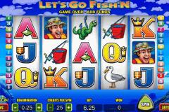 lets go fishn aristocrat spielautomaten