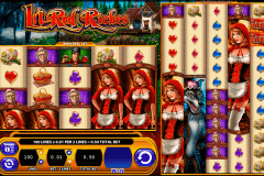 lil red riches wms spielautomaten