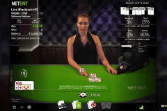 Live Casino Common Draw Blackjack Low Roller - NetEnt - Rizk.com.de