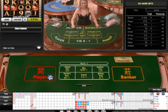 live mini baccarat playtech