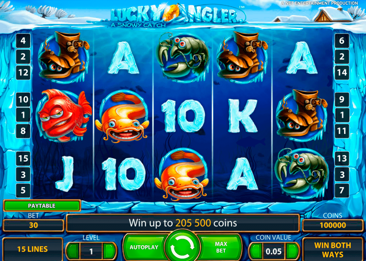 Spiele Lucky Christmas - Video Slots Online
