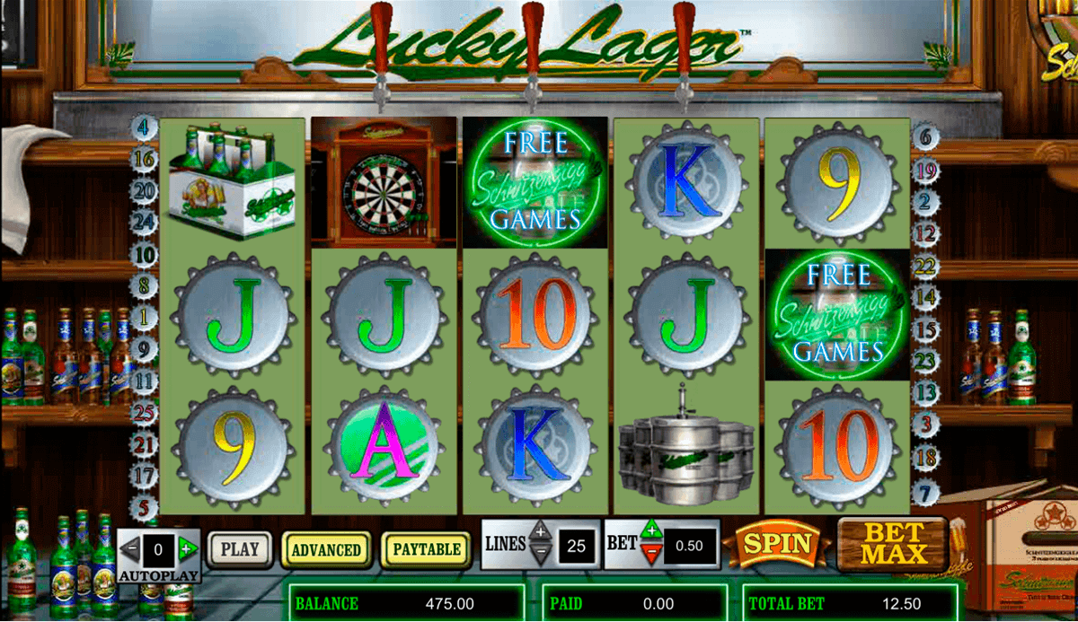 Spiele Lucky Lager - Video Slots Online