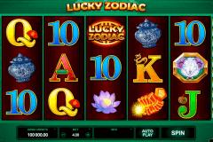 lucky zodiac microgaming spielautomaten