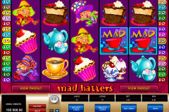 mad hatters microgaming spielautomaten
