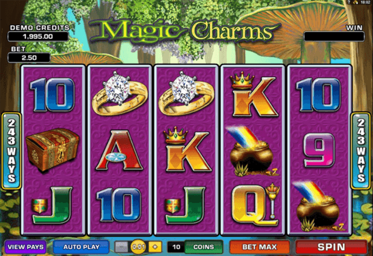 Spiele Casino Charms - Video Slots Online