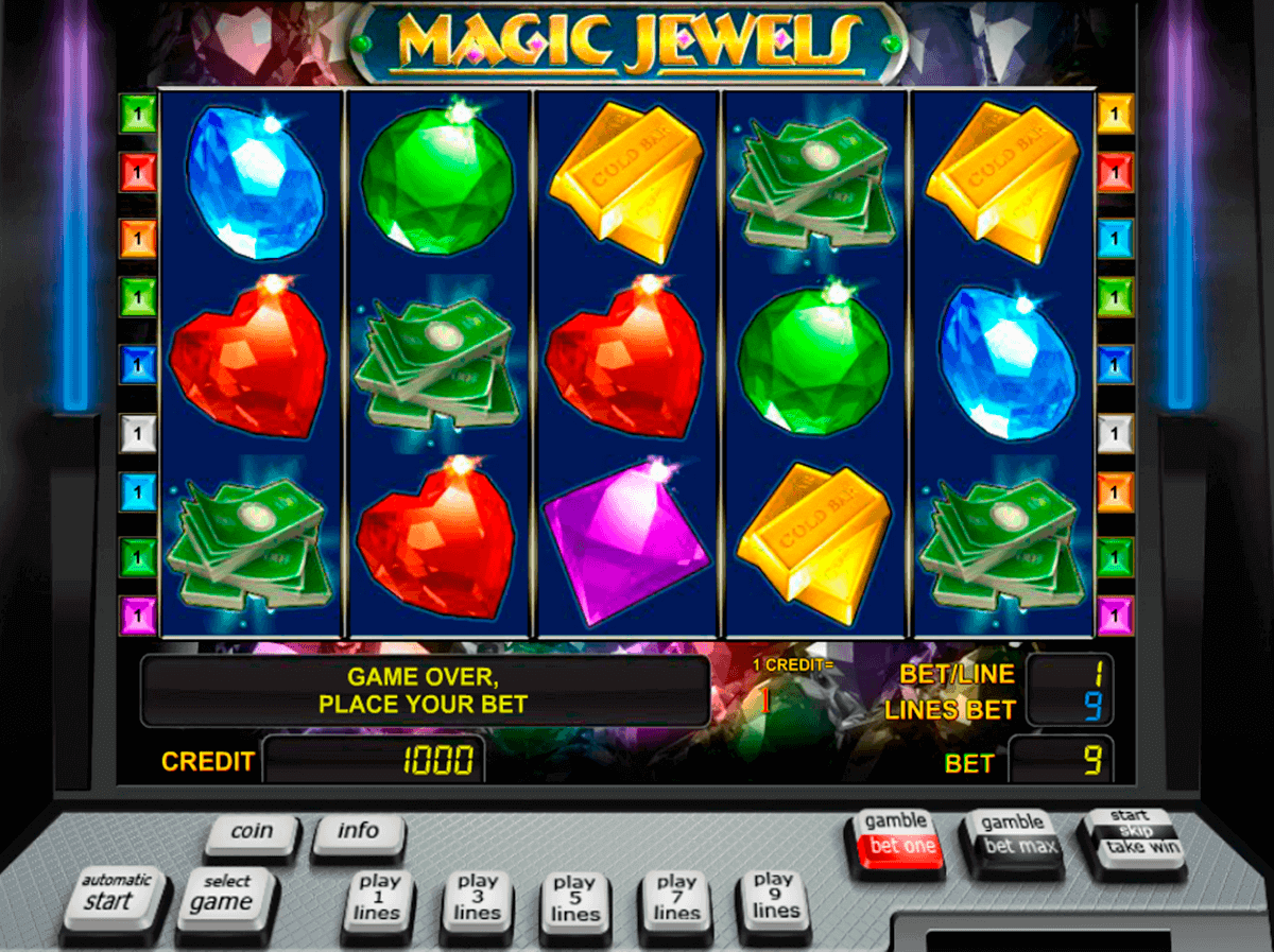 Magical odds slot machine online