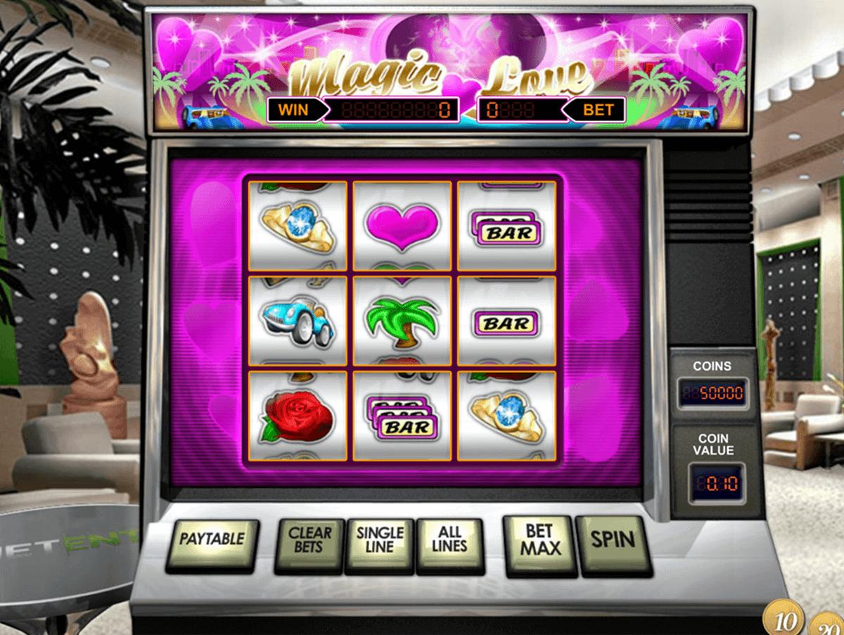 magic love netent spielautomaten