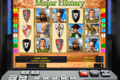 major history novomatic spielautomaten