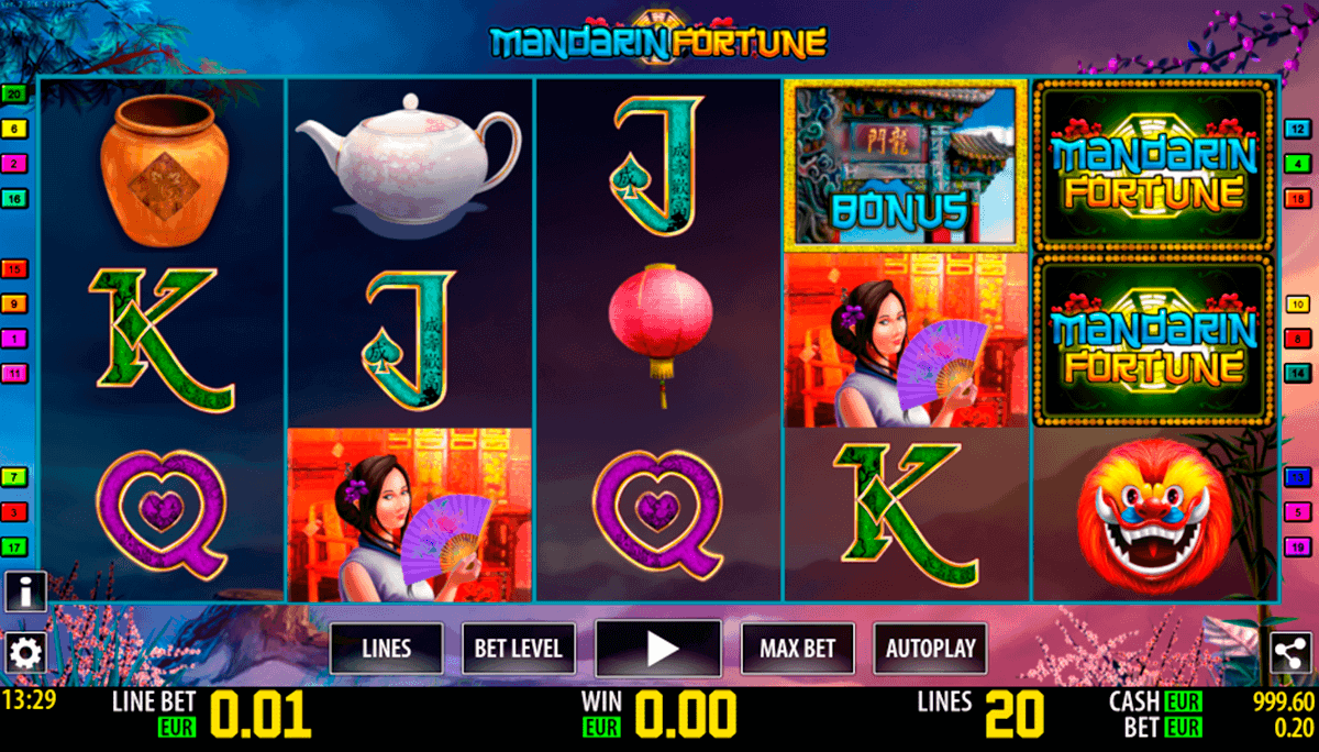 mandarin fortune hd world match spielautomaten
