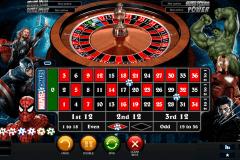 marvel roulette playtech roulette