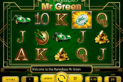 marvellous mr green netent spielautomaten