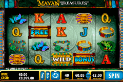 mayan treasures bally spielautomaten