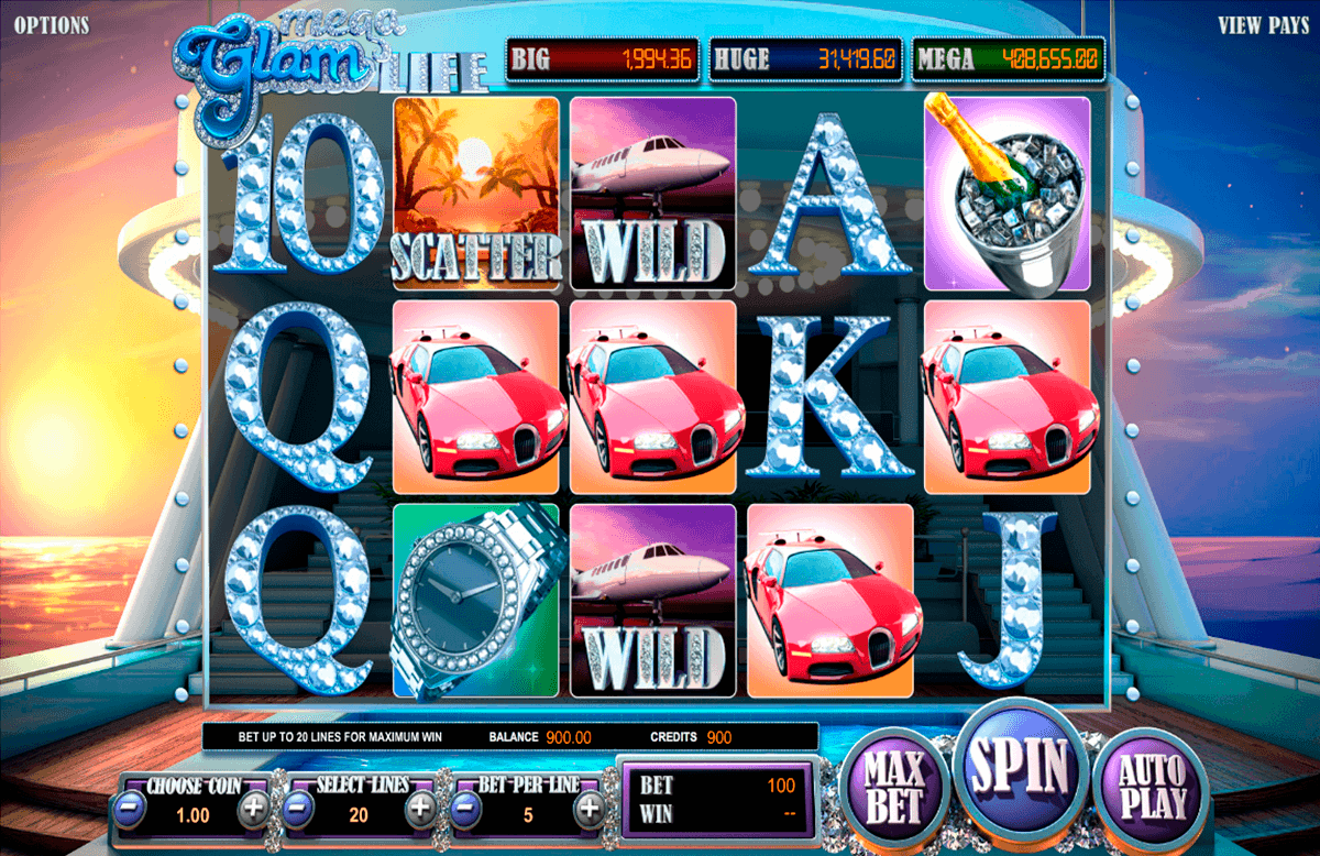 Spiele Mega Rise - Video Slots Online