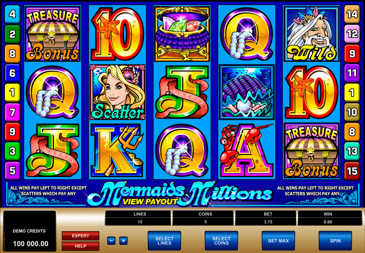 online casino table games mermaid spiele