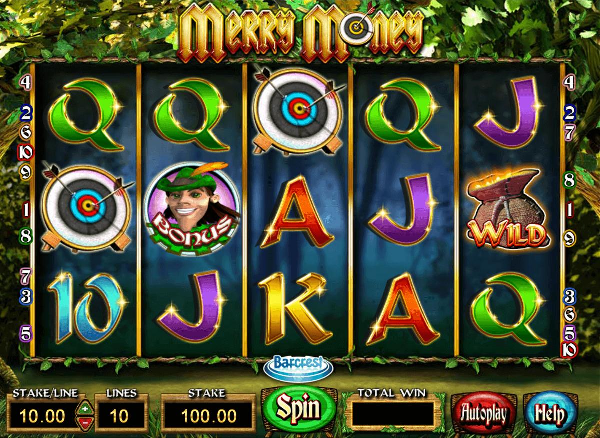 merry money barcrest spielautomaten
